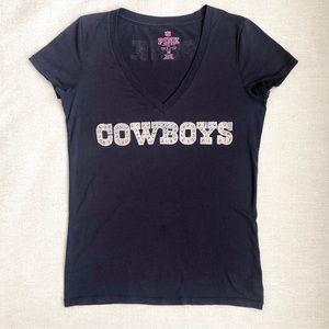 PINK Dallas Cowboys T-Shirt
